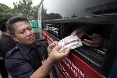 Cek Titik Layanan Penukaran Uang di Jalur Mudik
