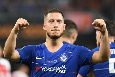 Kemenangan Chelsea Berarti Perpisahan Hazard