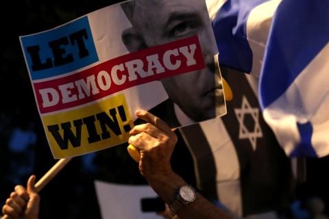 Israel Gelar Pemilu Ulang