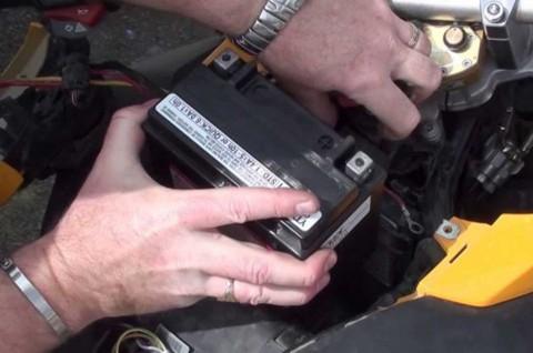 Trik Merawat Motor yang Ditinggal Mudik