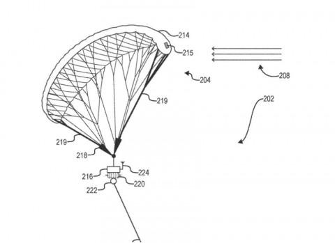 Facebook Patenkan Desain Drone Layang-Layang