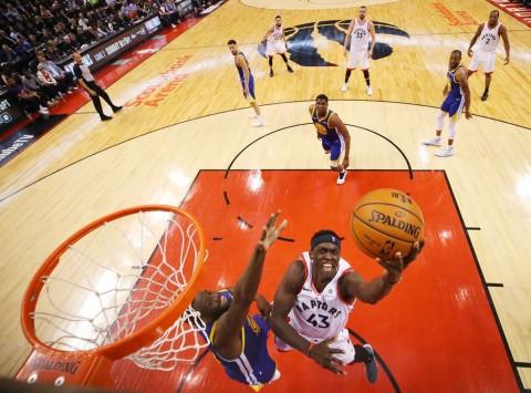 Raptors Raih Kemenangan Perdana di Final NBA