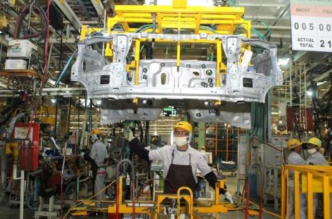 Toyota Percayakan Basis Produksi Sedan di Indonesia