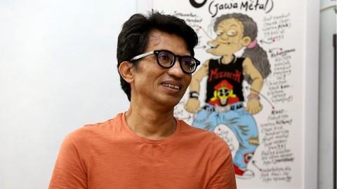 Melihat Indonesia dalam Kartun