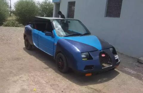 Bugatti Veyron Ini Dijual, Tak Lebih Mahal dari LCGC