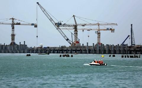 Pelabuhan Marunda Topang Layanan Pelabuhan Tanjung Priok