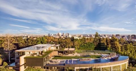 Pangeran Arab Saudi Diduga Beli Hunian Rp749 Miliar di California