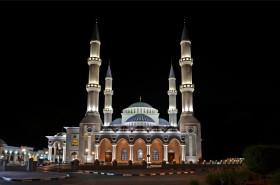Lima Masjid di Dubai dengan Arsitektur Memukau