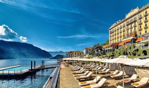 Lima Hotel Suguhkan Pemandangan Danau Terbaik di Dunia