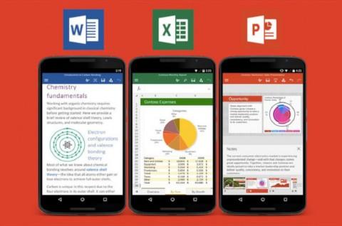 Microsoft Tinggalkan Mobile Office di Android Lawas