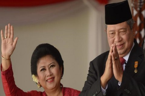 Singapura Berbelasungkawa untuk Ani Yudhoyono