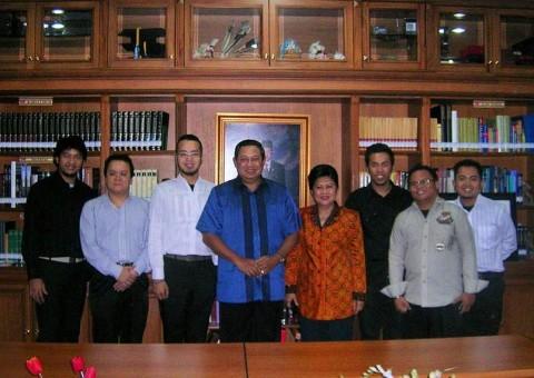 Badai Eks Kerispatih Kenang Momen Terbaik Bersama Ani Yudhoyono