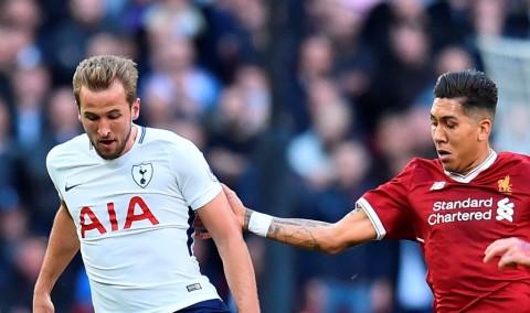 Susunan Pemain Tottenham vs Liverpool: Harry Kane dan Roberto Firmino <i>Starter</i>