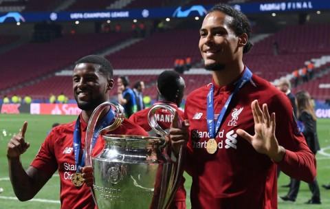 Van Dijk: Liverpool Harus Tetap Lapar Gelar