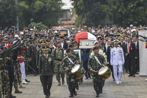 Khofifah: Ani Yudhoyono Berperan Besar di Pilgub Jatim