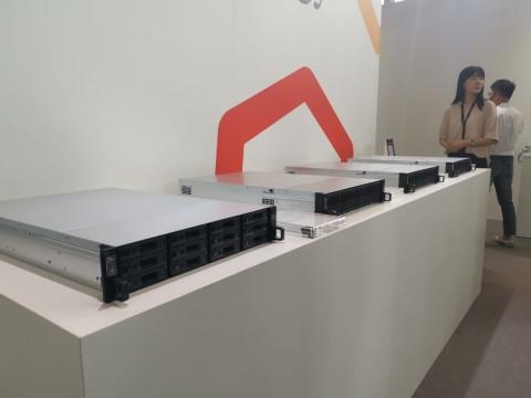Synology Bawa Solusi Server ke Computex 2019