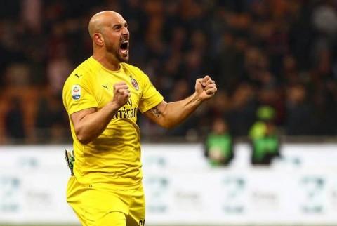 Pepe Reina Berharap Milan Datangkan Pelatih yang Tepat