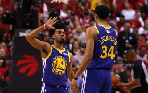 Dendam Terbalaskan, Warriors Tundukkan Raptors