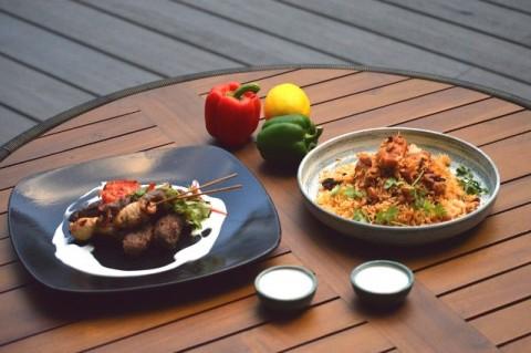 Menutup Ramadan dengan Mencicipi Kuliner Khas Timur Tengah