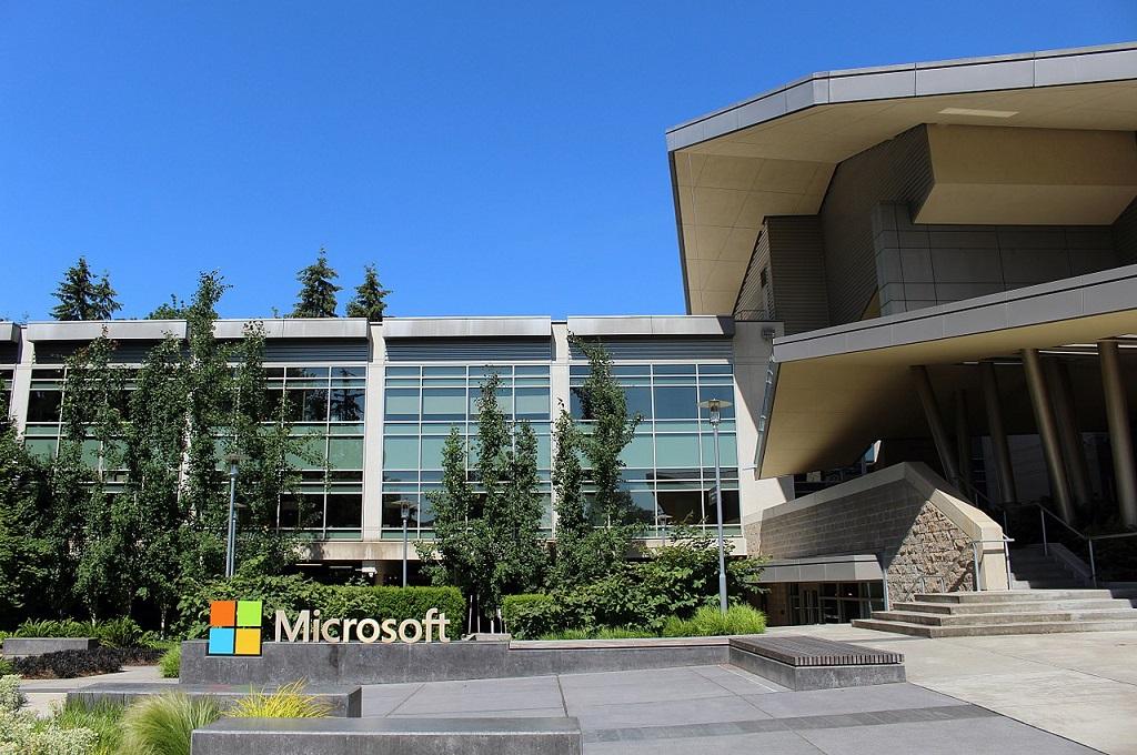 Microsoft memaparkan sejumlah inovasi terbaru karyanya di ajang Computex 2019. (Foto: Coolcaesar - Wikipedia)
