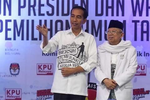 Relawan Jokowi Ajak Masyarakat Hormati Hasil Pemilu