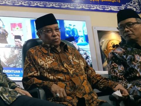 PBNU Ajak Jokowi-Prabowo Saling Silaturahmi
