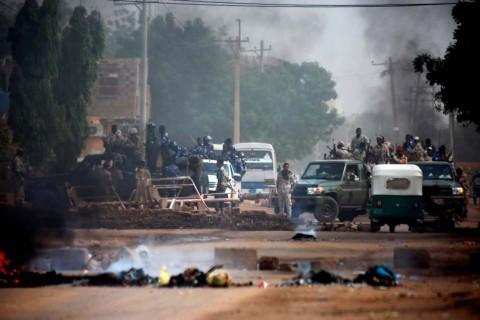 13 Orang Tewas Dalam Penyerangan Militer di Sudan