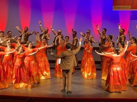 Membanggakan, Batavia Madrigal Singers Juara di Florillege Vocal de Tours
