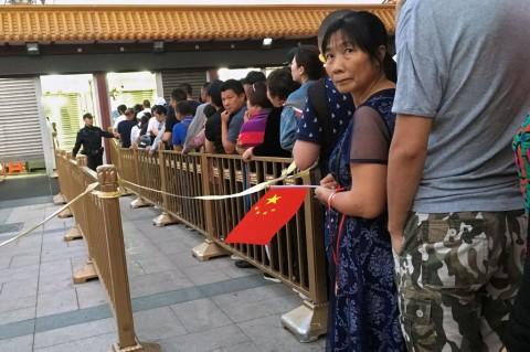 Taiwan Desak Tiongkok Minta Maaf Atas Tragedi Tiananmen