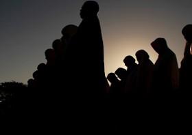 Jemaah Majelis Taqorub Rayakan Lebaran Lebih Awal