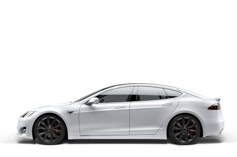 Jarak Tempuh Tesla Model S Tembus 644 Kilometer