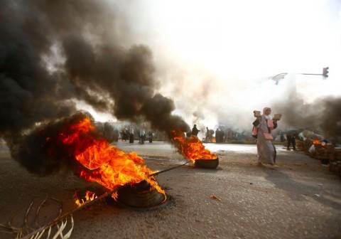 Pembubaran Aksi Demo di Sudan Tewaskan 35 Orang