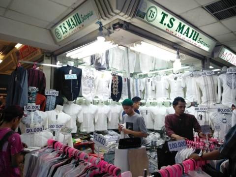 Omzet Penjualan Baju Muslim Turun 30%