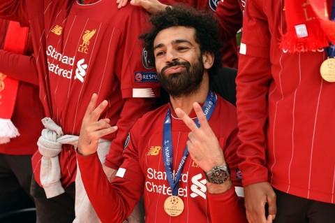 Mohamed Salah Jadi Rebutan Real Madrid dan Bayern Muenchen