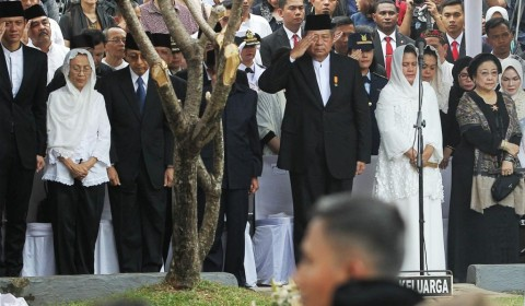 SBY Tak Gelar <i>Open House</i>