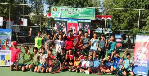 Detec Open 2019 Yogyakarta Bidik 400 Petenis Muda