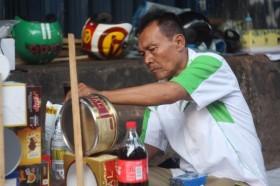 Kerusuhan 22 Mei Bikin Lesu Penjualan Parsel di Cikini