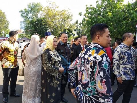 <i>Idulfitri Momen Menurunkan Tensi Politik</i>