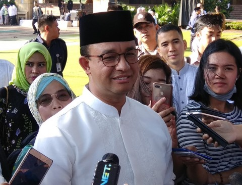 Anies Persilakan Warga Daerah Cari Kerja di Jakarta