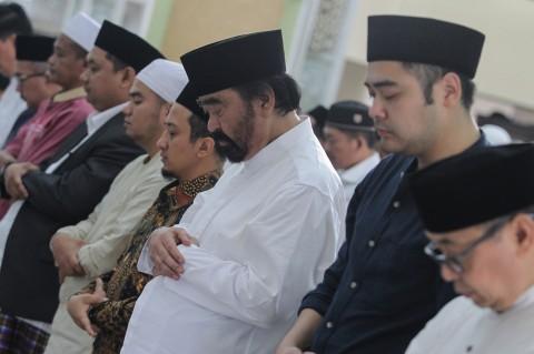 Surya Paloh: Idul Fitri Jadi Momentum Pererat Silaturahmi Kebangsaan