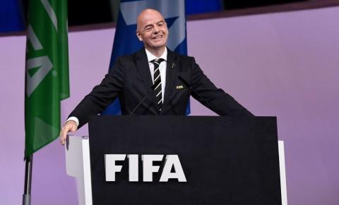Infantino Terpilih Kembali Jadi Presiden FIFA