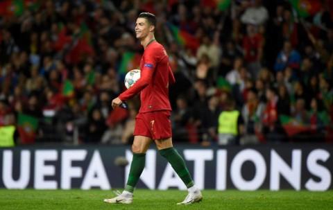 Pujian Santos untuk Ronaldo