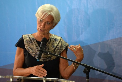 Lagarde: Perang Dagang AS-Tiongkok Tidak Timbulkan Resesi Global