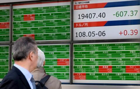 Bursa Tokyo Terdongkrak Wall Street