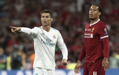Menanti Duel Van Dijk dengan Ronaldo