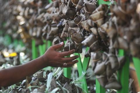 Festival Bakcang dan Lamang Baluo Pecahkan Rekor MURI