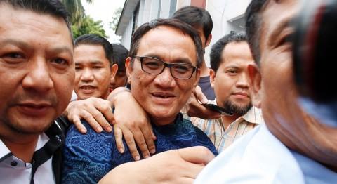Andi Arief: Demokrat Disalahkan Atas Kekalahan Prabowo