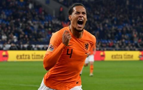 Van Dijk tak Hanya Fokus dengan Ronaldo