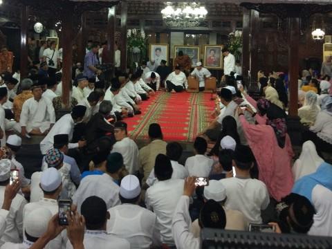 SBY Gelar Tahlilan 7 Hari Meninggalnya Ani Yudhoyono