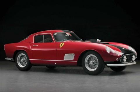 Intip Ferrari 250 TdF Klasik Langka